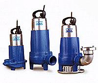 Schmutzwasserpumpen MF 154 bis 804