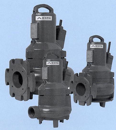 Abwasserpumpen der Baureihe AS 0530 - 0840