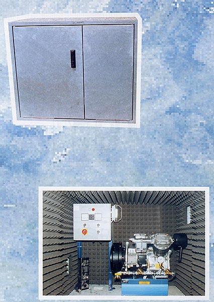 Druckluftanlagen zur Druckentwässerung