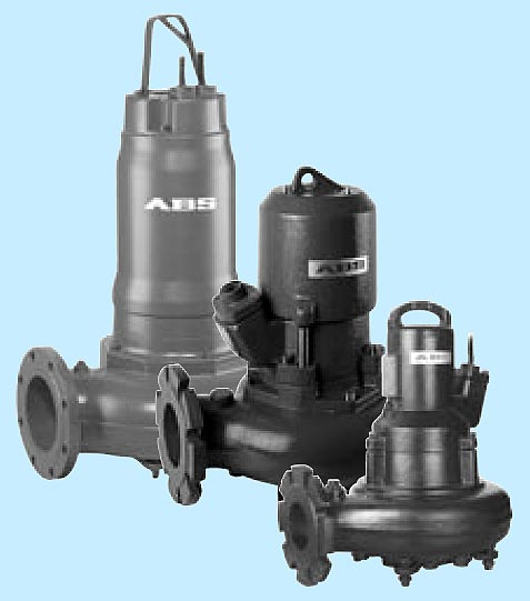 ABS-Abwassertauchpumpen AFP